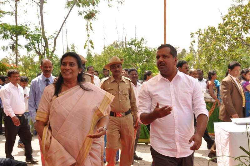 Inaugural function of Rural Health Centre 9