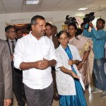 Inaugural function of Rural Health Centre 7