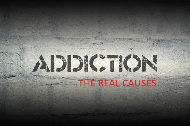 Addiction The Real Causes