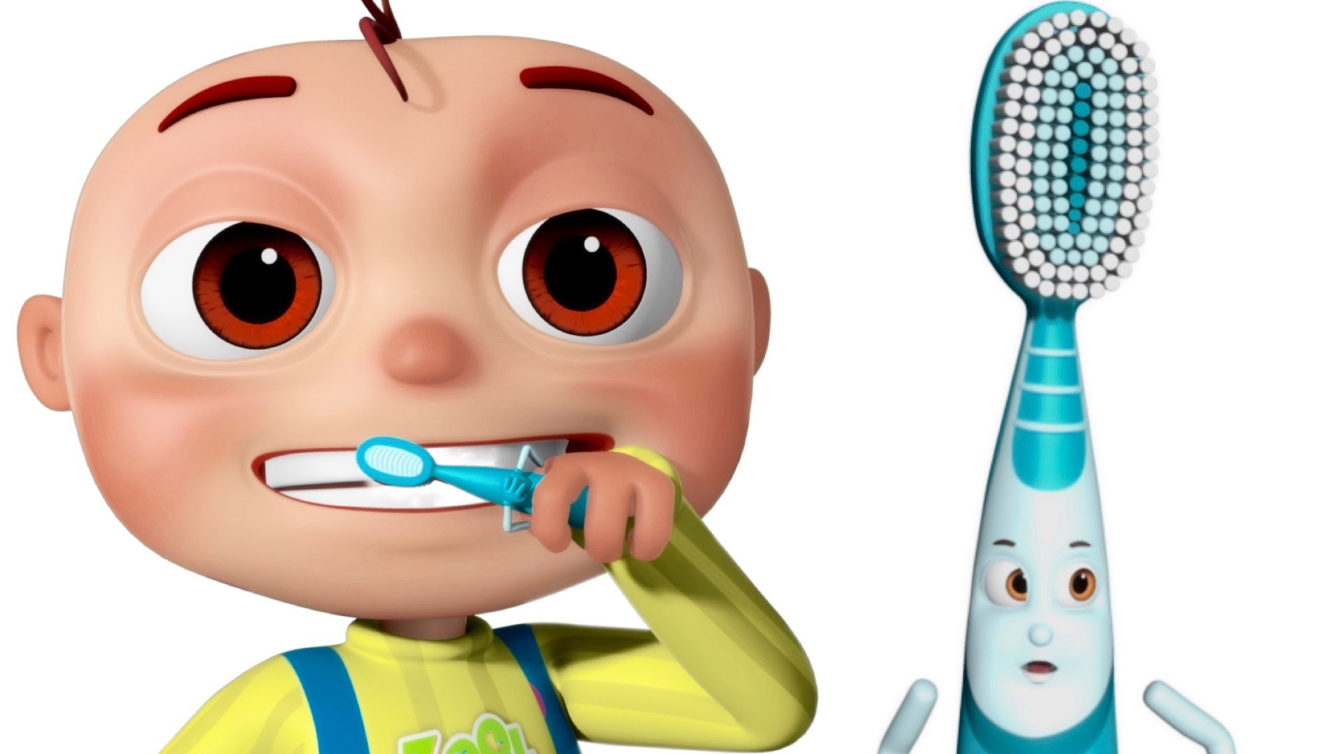 Brushing Teeth Habits in Children