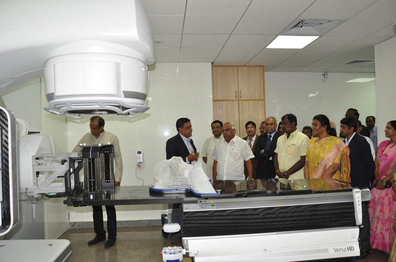 Cancer hospital in Bangalore