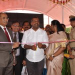 Inaugural function of Rural Health Centre 8