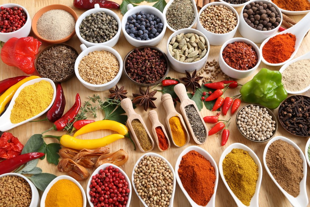 Immunity-boosting Spices