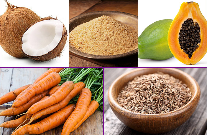 Natural Home Remedies for Stomach Worms in Children