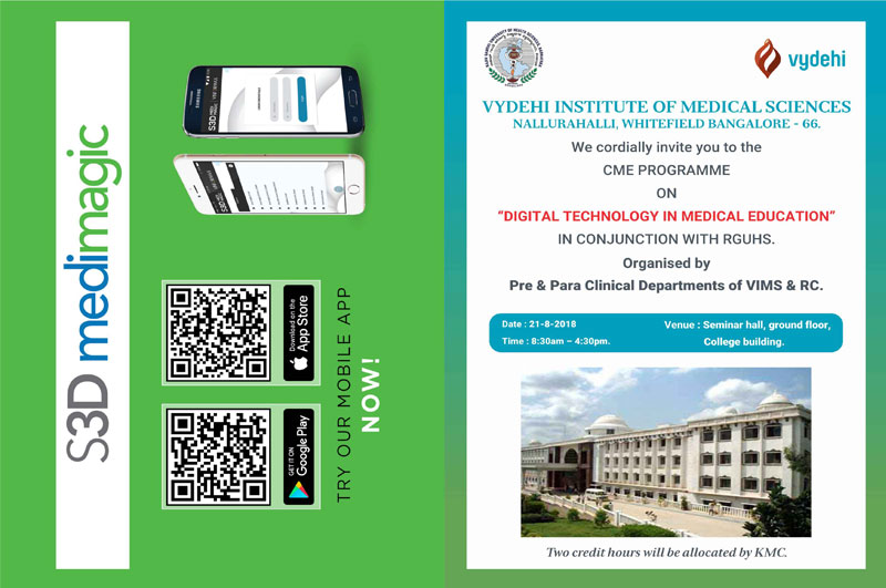 News & Events | Vydehi Institute of Medical Sciences